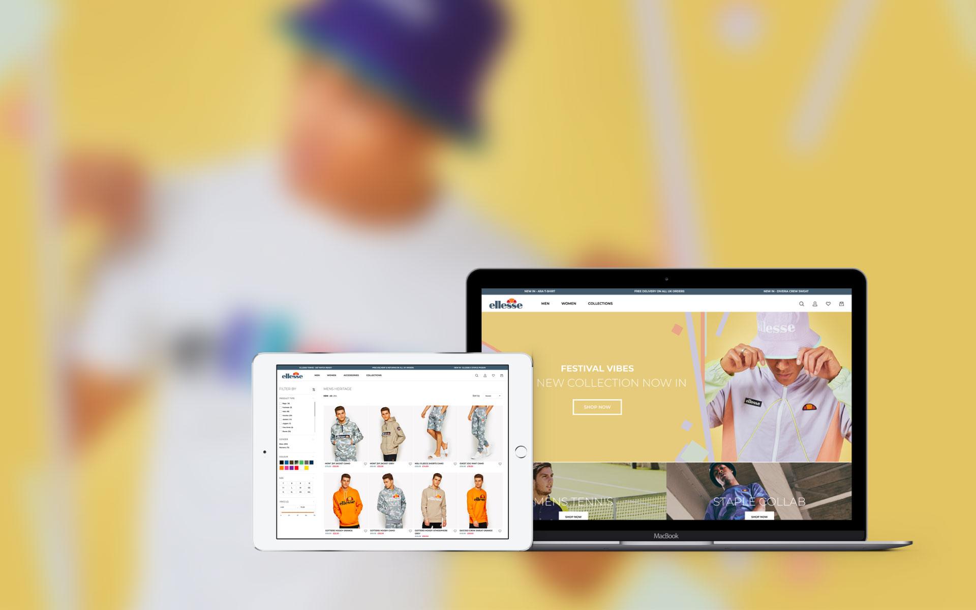 Ellesse UK feature image - wearetucano.co.uk